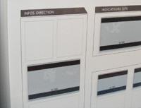 Pochette magnétique pour document